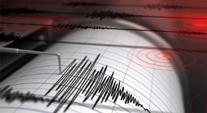 Muş'ta 3,7 şiddetinde deprem oldu.