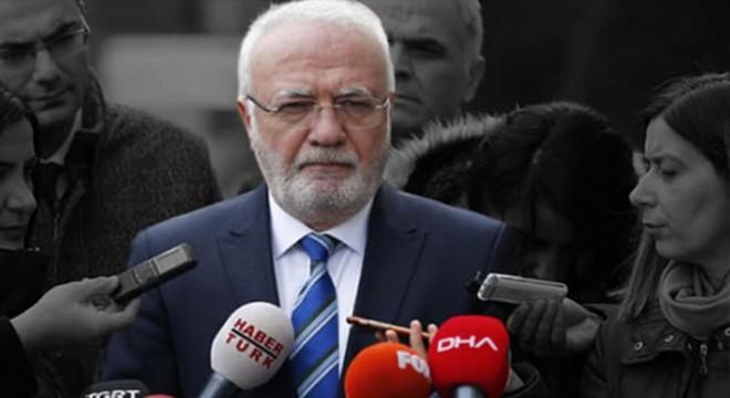 Mustafa Elitaş'tan tarihi açıklama: Oğlumla tehdit edildim