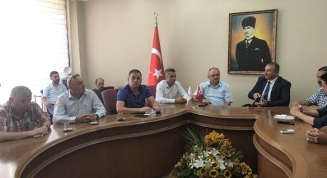 Ankara Mobilyacılar Lakeciler Esnaf ve Sanatkârlar Odası (ANKAMOB), Siteler Mesleki Eğitim Merkezi ve Kızılay Toplum Merkezi işbirliğinde, Siteler esnafına kanunen almaları gerekli belgeler ve Suriyeli çalışanlarla ilgili bilgilendirme toplantısı gerçekleştirildi.