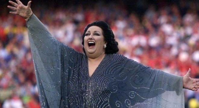 Opera sanatçısı Caballe hayatını kaybetti