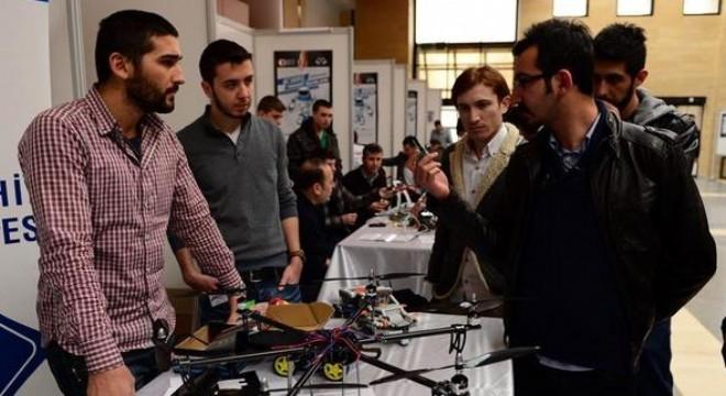 Robotlar ODTÜ'de buluşuyor