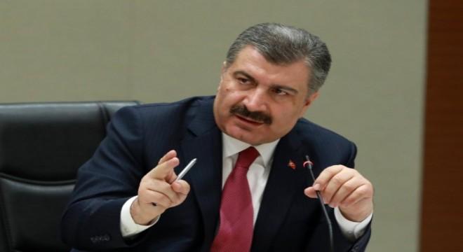 Sağlık Bakanı Koca Bursa'da