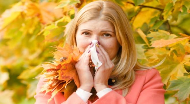Sonbahar alerjisinden korunmanın 10 yolu