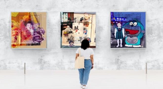 Tayvanlı Türk sanatçının yeni serisi