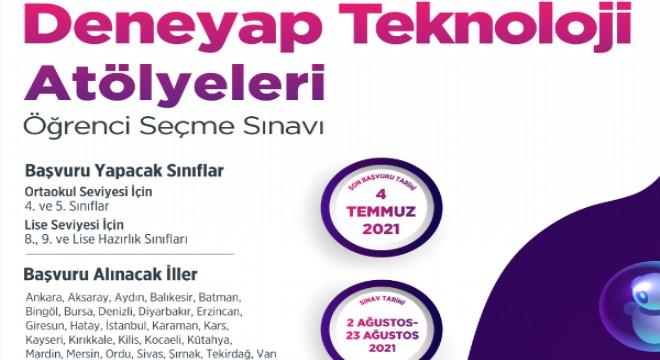 Teknoloji meraklısı gençlere Bakan Varank'tan müjde