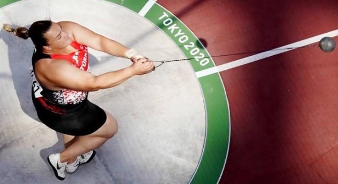 Tuğçe Şahutoğlu, olimpiyat oyunları mücadelesini noktaladı