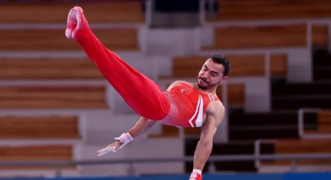 Türkiye, jimnastikte ilk Olimpiyat madalyasını kazandı