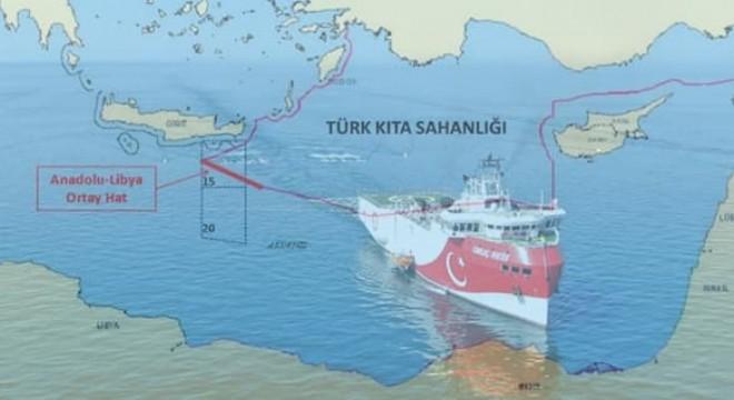 Türkiye'nin ilk rotası belli oldu! Hedef 15 numaralı parsel