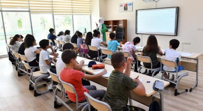 Yaz okullarına ilgi büyük
