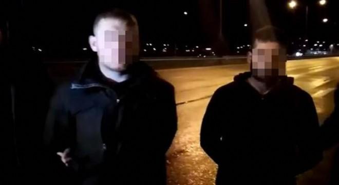 Zehri kente sokamadan yakalandılar